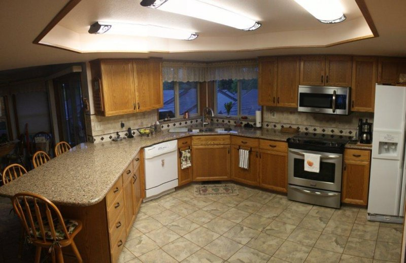 We love our new kitchen