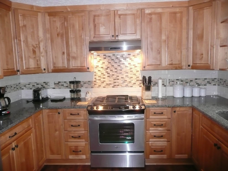 Total Remodel From Time Cabinets Were Ordered To End Of Job 4 1/2 Weeks The  Cost Of The Remodel Was Under $ 30,000.