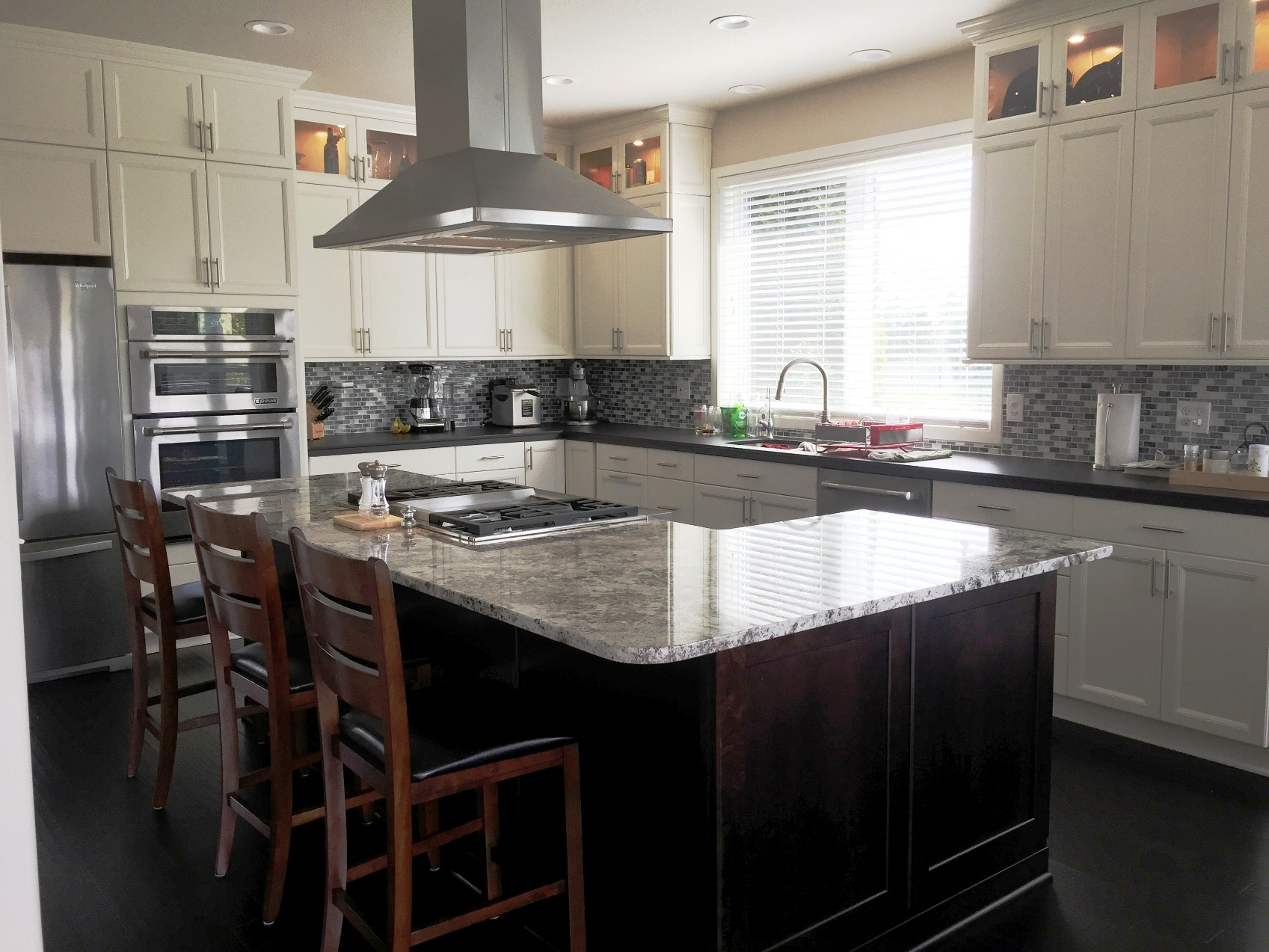 Island Preference Match Cabinets Or Accent Color Throughout Kitchen Island Different Color