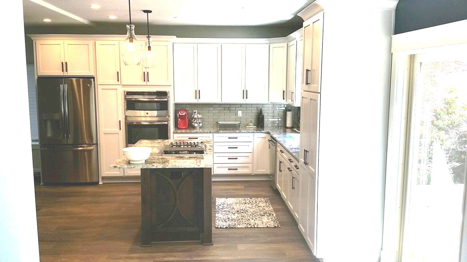 Mosley-Campbell Remodel – Kitchen Concepts LLC